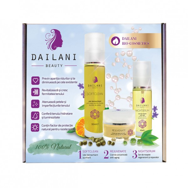 Set de produse cosmetice Dailani Beauty emag
